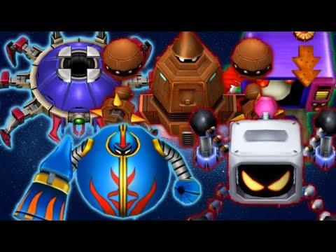 Bomberman Portable   All World Bosses + Ending Credit (Banden)