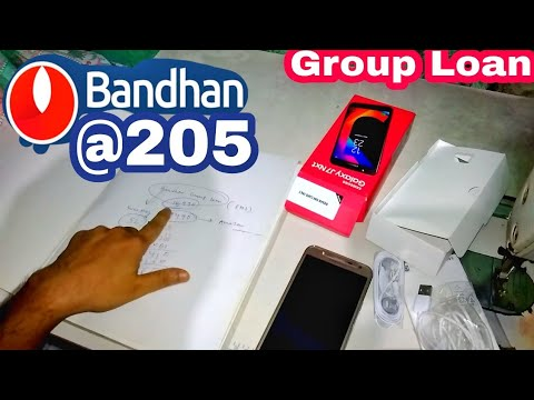 Galaxy j7 nxt EMI @205 For A Year || Bandhan Group Loan | Unboxing & Review