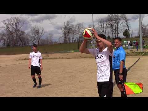 ERL 2018 Fredericksburg Century 2001 Gold Vs Future Players Academy Premier Part 2