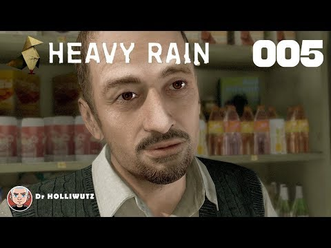 Heavy Rain #005 - Hassans Laden [PS4] Let's play Heavy Rain