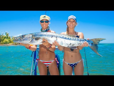 Florida Keys Flats Fishing For Sharks Video!