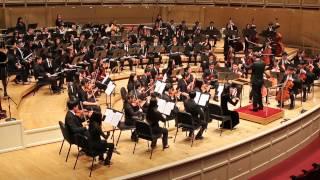 Shostakovich Symphony No. 5 In D Minor Op. 47: IV. Allegro Non Troppo (The Harker School Orchestra)