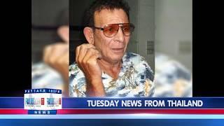 [NEWS]  20th November 2018   fabulous TV Pattaya
