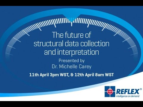 The Future of Structural Data Collection and Interpretation Webinar by Dr Michelle Carey