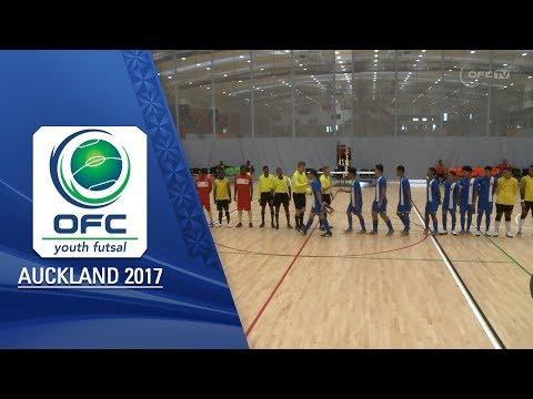 AMERICAN SAMOA v VANUATU  |  Men's Highlights - OFC YOUTH FUTSAL TOURNAMENT
