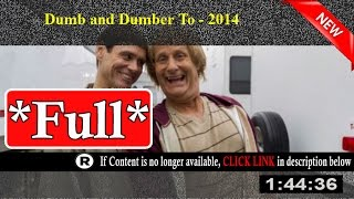 watch dumb and dumber to 2014 online free