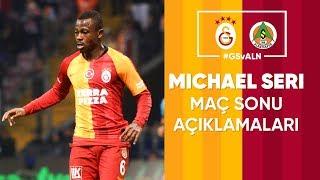 🎙 Jean Michaël Seri'nin maç sonu açıklamaları #GSvALN