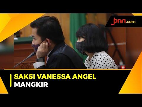 Saksi Mangkir, Jaksa Tetap Bacakan BAP Kasus Pil Xanax Vanessa Angel
