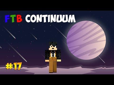 Nouvelle source d'énergie  - minecraft moddé - FTB continuum FR #17