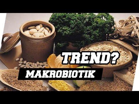 Ich werde Makrobiote - Trendiger Hardcore Fitness Lifestyle!