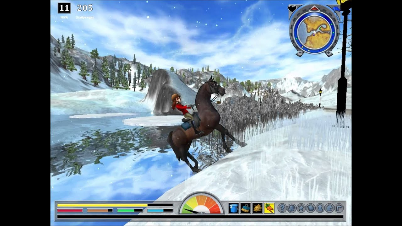 Star Stable Winter