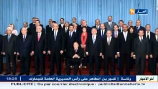 بوتفليقة يترأس أول مجلس وزراء مع طاقم حكومة سلال 4