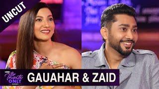 Gauahar Khan & Zaid Darbar   Episode 15   By Invite Only S2