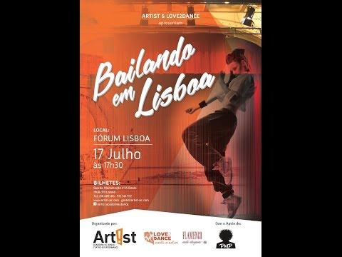 "LHS - 2016 ""This is Mambo"" Fórum Lisboa - Bailando em Lisboa"