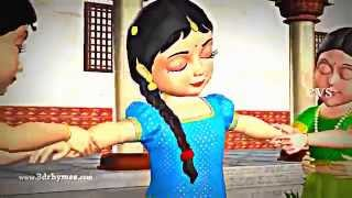 Chenna Patnam Cheruku Mukka 3D Animation Telugu Rhymes & Songs For Children