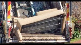 Garbage Truck videos for Children - Garbage Bin Truck Videos for kids 5