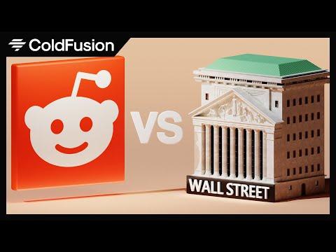 Reddit vs Wallstreet - GameStop, The Movie