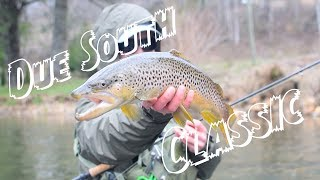 The Due South Classic - Fly Fishing Tournament Recap