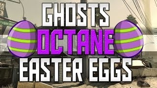 """Octane Easter Eggs! """"Free Care Package"""", Breach Spots, and Map Details!"""