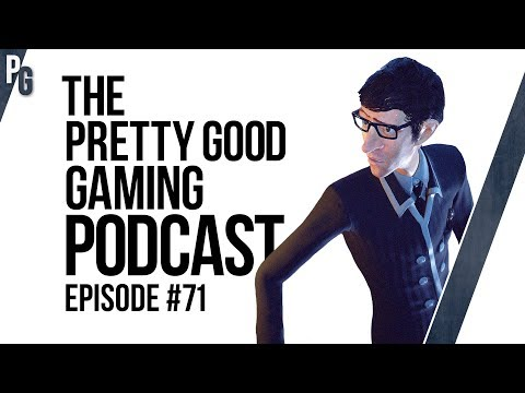 Pressure's on Sony, What Next for Nintendo?, Ageing Gamers + MORE! | Pretty Good Gaming Podcast #71