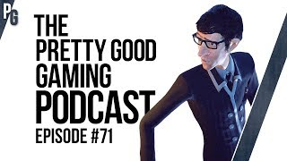 Pressure's on Sony, What Next for Nintendo?, Ageing Gamers + MORE!   Pretty Good Gaming Podcast #71