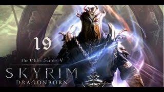 Skyrim - Dragonborn. 19 серия (На вершине Апокрифа)