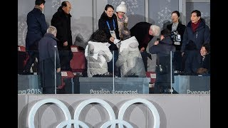 PyeongChang 2018 Olympic Winter Games: SAVED THE WORLD?