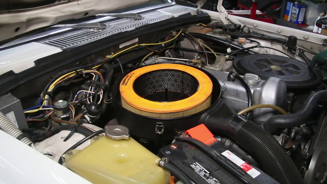 hight resolution of 1978 to 1984 mercedes turbo diesel air filter maintenance tips