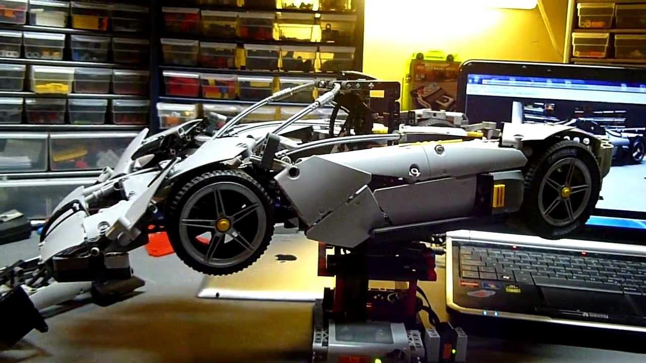 Sports Car Lego Technic