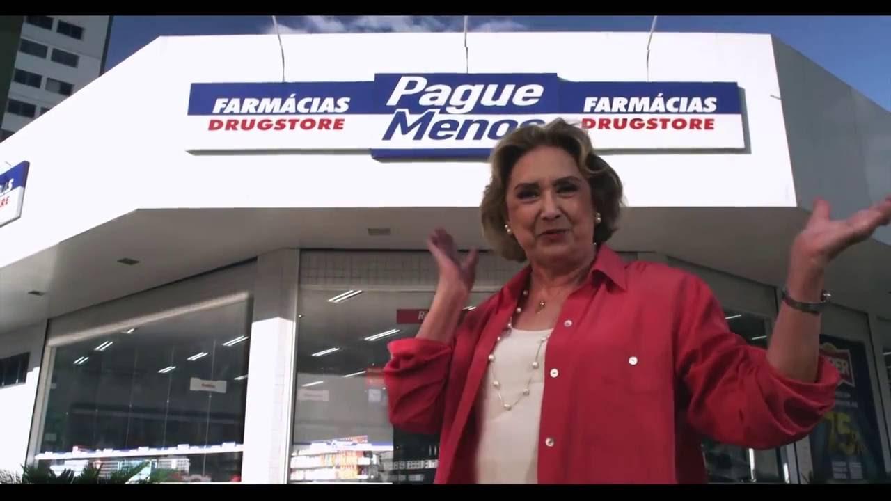 23de1683e42ab Pague Menos - Campanha Institucional - 2015 (HD) - YouTube
