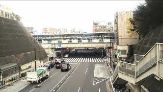 【メトロ千代田線・JR山手線・日暮里舎人ライナー】西日暮里駅  (2/2)  Nishi-Nippori