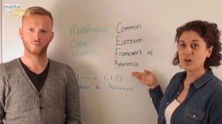 Maltalingua English Language Video Lessons - Introduction