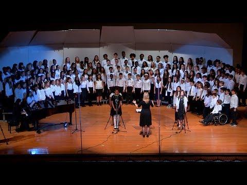 2017 Kingsview Middle School Winter Chorus Concert