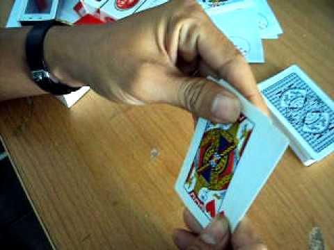 Glib bai bip card trick