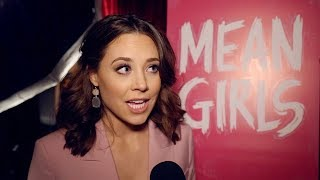 Erika Henningsen, Tina Fey, Taylor Louderman & More Paint the Town Pink for MEAN GIRLS Opening Night