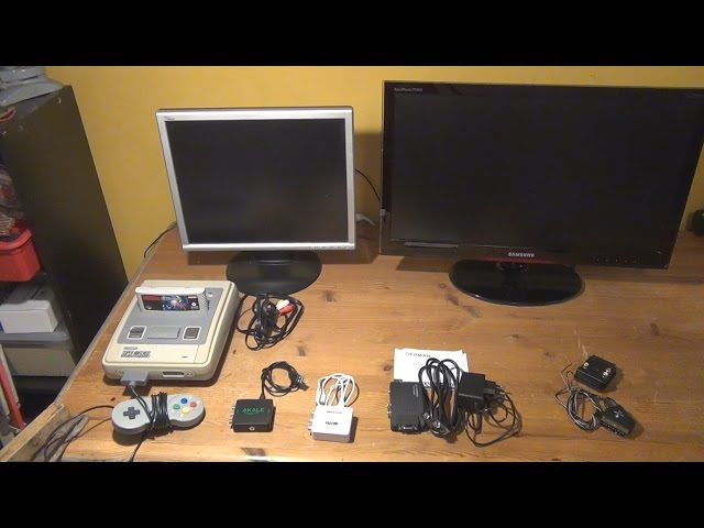 How to Play Older Gaming Consoles on HDMI-Only TVs