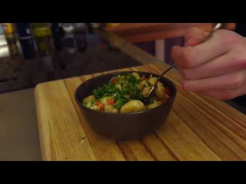 Cooking without Fire – Easy Gnocchi