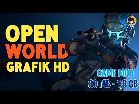 6 Game Open World Android Offline Grafik HD - (Mod Apk + Link Download)