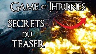 Game of Thrones saison 8 : les révélations du teaser !