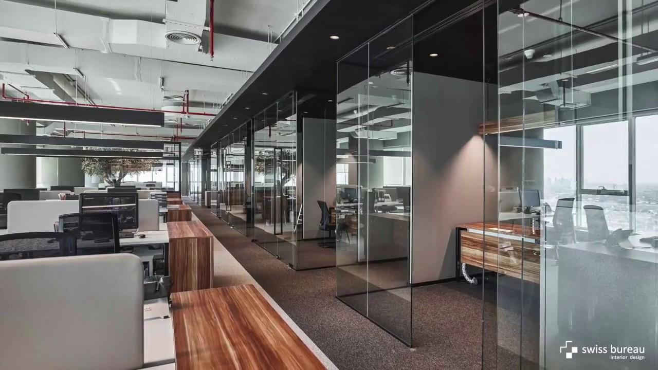 Swiss Bureau Interior Design Company Dubai Uae: Swiss Bureau: Office Design & Build For The Emirates