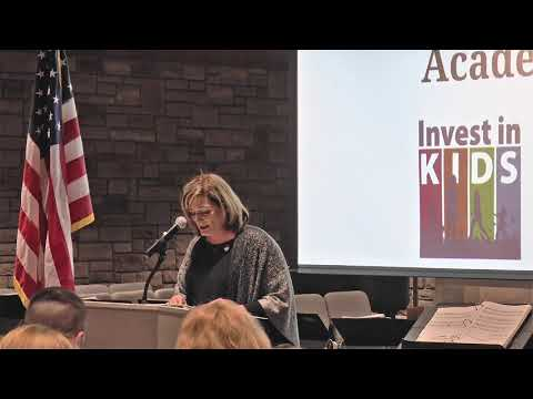 Invest in Kids Act Celebration Night at Joliet Catholic Academy