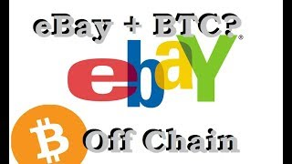 EBay thinking about Bitcoin??