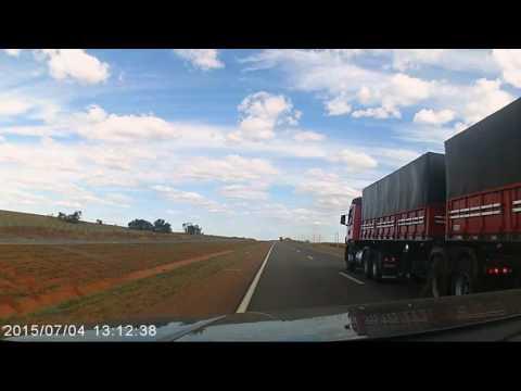 BR 319 Viagem de Cuiabá para Campo Grande com origem em Manaus. (Parte 04)