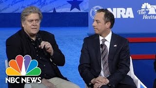 Stephen Bannon At CPAC: 'We Never Had A Doubt' About A Donald Trump Victory | NBC News