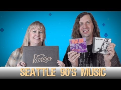 Seattle 90s Music Scene