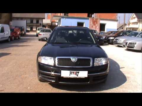 ?koda Superb 1.9 TDI elegance Full Review,Start Up, Engine, and In Depth Tour