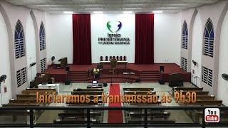 Escola Dominical - 11-10-2020 - Ao vivo