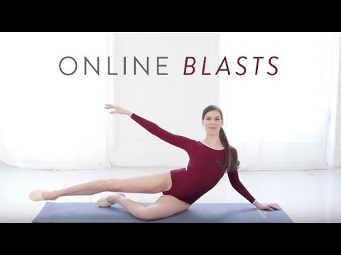 4ba1f75ef123 Ballet Beautiful Online Blasts by Mary Helen Bowers - YouTube