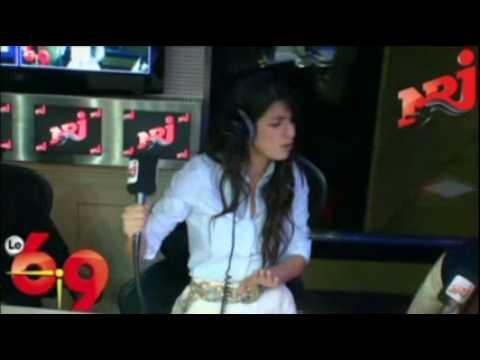 Géraldine Nakache chante Céline Dion - Je ne vous oublie pas - Le 6/9 NRJ