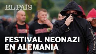 6.000 neonazis celebran un concierto de rock en un pequeño pueblo alemán | Internacional